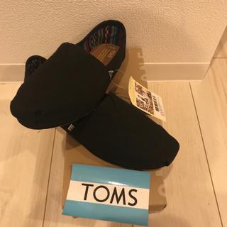 トムズ(TOMS)のtoms 26.5(スリッポン/モカシン)