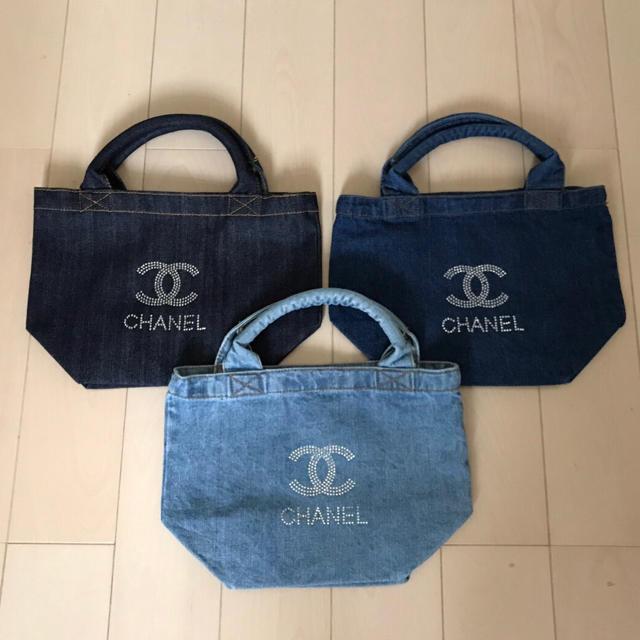 CHANEL - ランチバッグ ノベルティ シャネルの通販 by Milk's shop|シャネルならラクマ