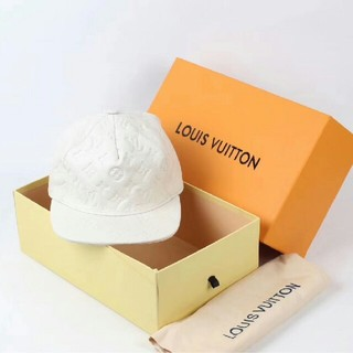 ルイヴィトン(LOUIS VUITTON)の新品 LV キャップ 帽子 男女兼用(キャップ)