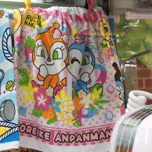 アンパンマン(アンパンマン)のアンパンマン バスタオル その他のその他(その他)の商品写真