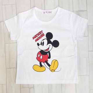 ミッキー定番Tシャツ 130size(Tシャツ/カットソー)