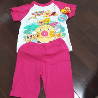 アンパンマン(アンパンマン)のアンパンマン パジャマ 半袖 95♡(パジャマ)