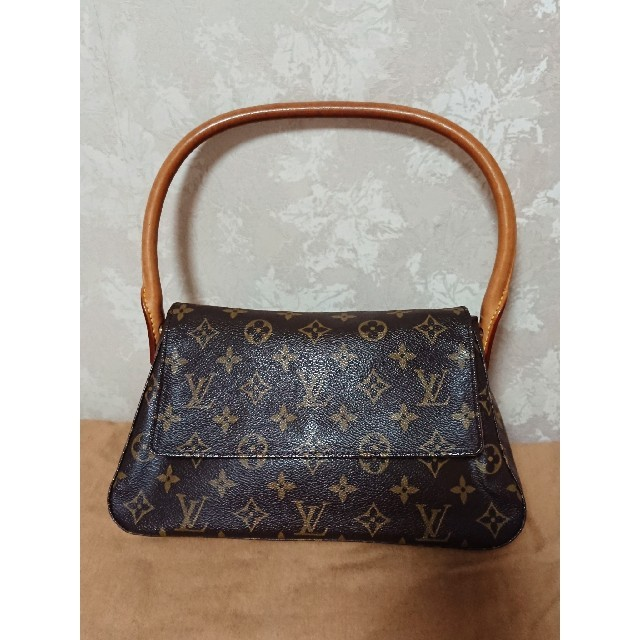 givenchy バッグ 激安 docomo 、 LOUIS VUITTON - ルイヴィトン ミニルーピング ハンドバッグ モノグラム M51147の通販 by 夢光り's shop|ルイヴィトンならラクマ