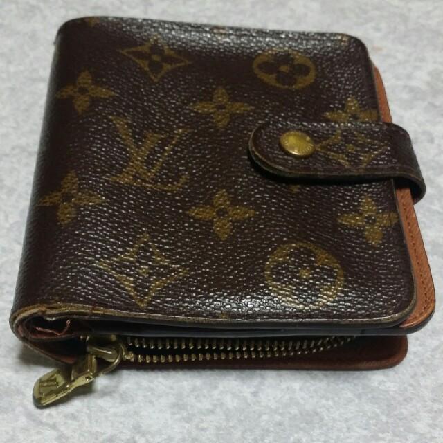 ロンシャン バッグ 偽物 1400 - LOUIS VUITTON - ルイヴィトン LOUIS VUITTON  二つ折り財布の通販 by Aqua's shop|ルイヴィトンならラクマ