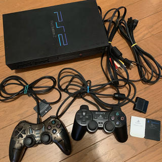 プレイステーション2(PlayStation2)のプレステ2(家庭用ゲーム本体)