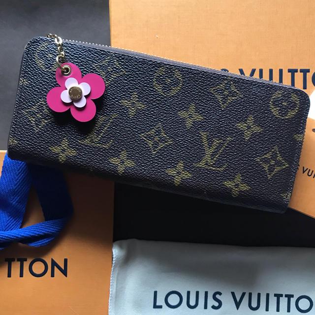 LOUIS VUITTON - ルイヴィトン  長財布 ポルトフォイユクレマンス  モノグラムの通販 by yuki's shop|ルイヴィトンならラクマ