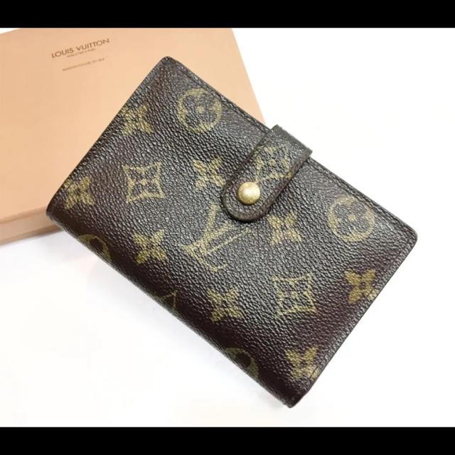 LOUIS VUITTON - ルイヴィトン モノグラム 財布 ヴィエノワ 18601406の通販 by ここあ's shop|ルイヴィトンならラクマ