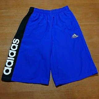 アディダス(adidas)のアディダス adidas 短パン 130(パンツ/スパッツ)