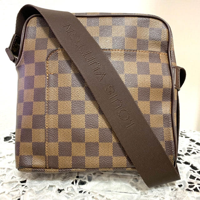 wired 時計 激安 amazon / LOUIS VUITTON - 【美品】LOUIS VUITTON オラフPM ダミエ ショルダーバッグ の通販 by ※7/6〜8発送不可guerlain721 |ルイヴィトンならラクマ