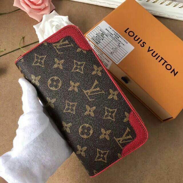LOUIS VUITTON - ヴィトン長財布 レディース新作 ジッピー の通販 by ナトス's shop|ルイヴィトンならラクマ