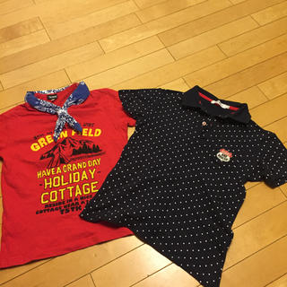 THE SHOP TK - T K   ポロシャツ &Tシャツ