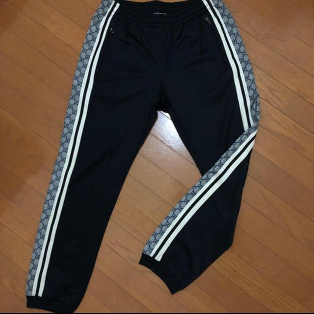 Gucci(グッチ)のGUCCI オーバーサイズ テクニカルジャージー ジョギングパンツ L メンズのパンツ(スラックス)の商品写真