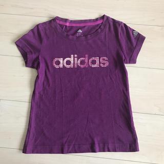 アディダス(adidas)のadidas★女の子Tシャツ  130(Tシャツ/カットソー)