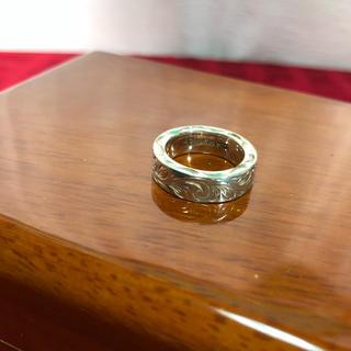 ロノ(LONO)のSV925 lono ロノ ハワイアンジュエリー リング 正規品(リング(指輪))