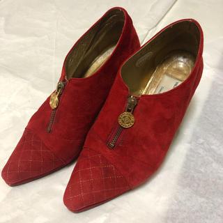 ヴァレンティノガラヴァーニ(valentino garavani)の【VALENTINO GRAVANI】ショートブーツ(ブーツ)