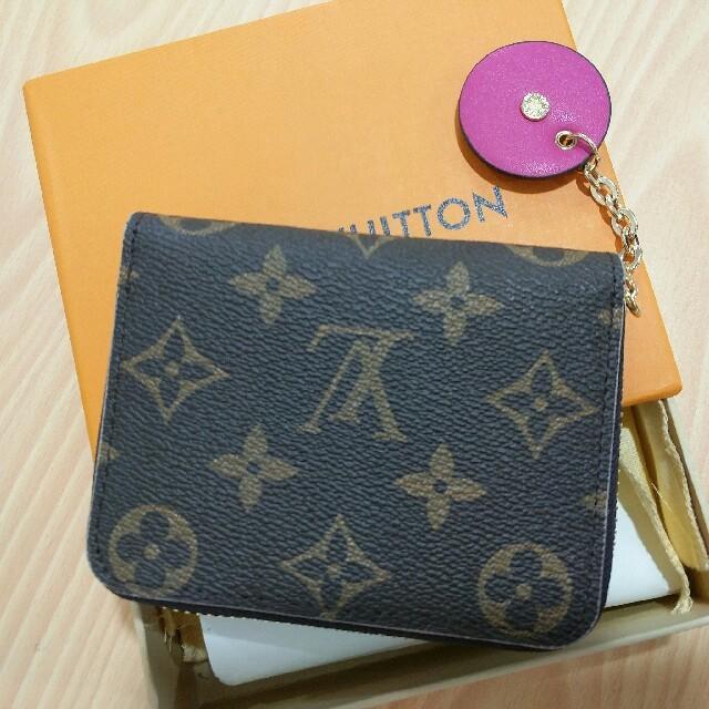 LOUIS VUITTON - 超美品ルイヴィトン 二つたたみ 折り財布 ファッション 財布の通販 by WEDNESDAY's shop|ルイヴィトンならラクマ