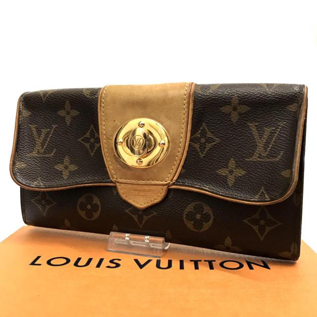 ディオールハンドバッグコピー おすすめ - LOUIS VUITTON - ルイヴィトン モノグラム 長財布 ボエシ 金具  レディース  高級感あり の通販 by はな|ルイヴィトンならラクマ