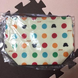 ミキハウス(mikihouse)のミキハウス 保冷バッグ ノベルティ(弁当用品)