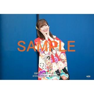 エイチケーティーフォーティーエイト(HKT48)のHKT48指原莉乃 卒業コンサー ソロ(Lサイズ) 生写真(アイドルグッズ)