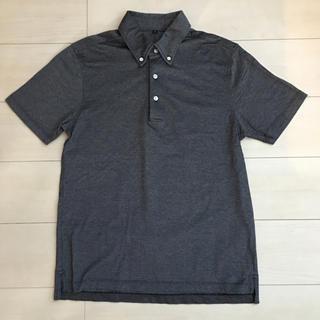 ムジルシリョウヒン(MUJI (無印良品))のポロシャツ 半袖 M(ポロシャツ)