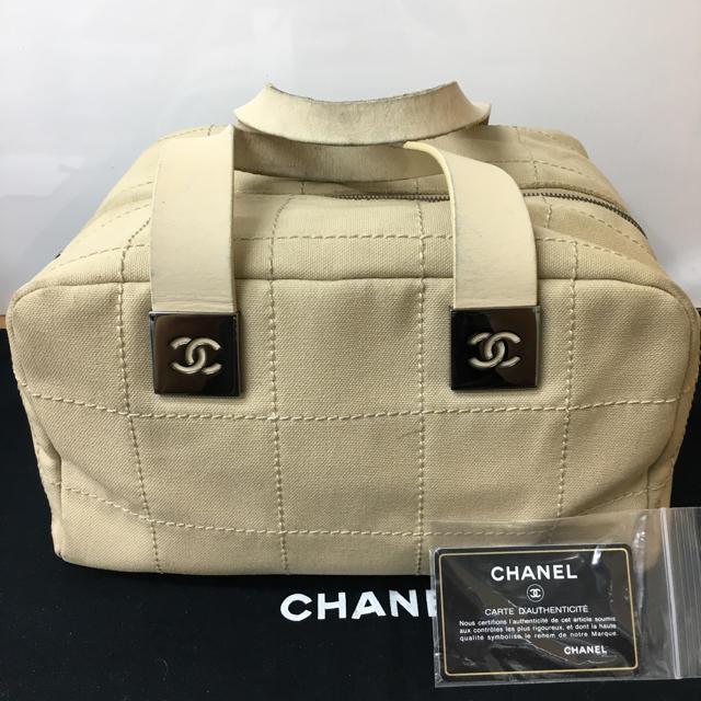 CHANEL - 正規品 シャネル  CHANEL ハンドバッグ 送料込みの通販 by 真's shop|シャネルならラクマ