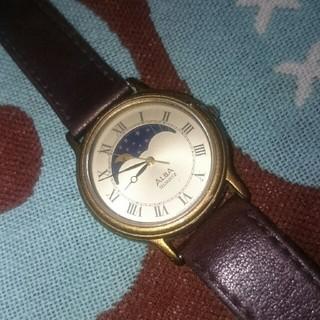アルバ(ALBA)のアルバ ムーンフェイス(腕時計(アナログ))
