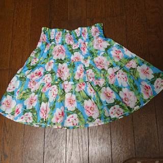 ジーユー(GU)のGU 130cmスカート(スカート)