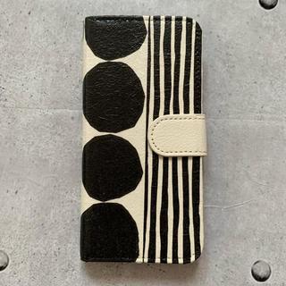 マリメッコ(marimekko)のマリメッコ  イソトキヴェット バルブンライタ iPhoneケースハンドメイド(iPhoneケース)