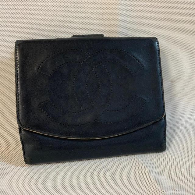 cypris 財布 激安本物 / CHANEL - シャネル ラムスキン財布の通販 by アロマ吉's shop|シャネルならラクマ