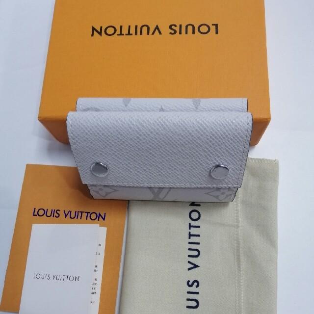 LOUIS VUITTON - 19sss 折り財布ルイ・ヴィトン   折り財布  男女兼用 の通販 by ざっきー😭's shop|ルイヴィトンならラクマ