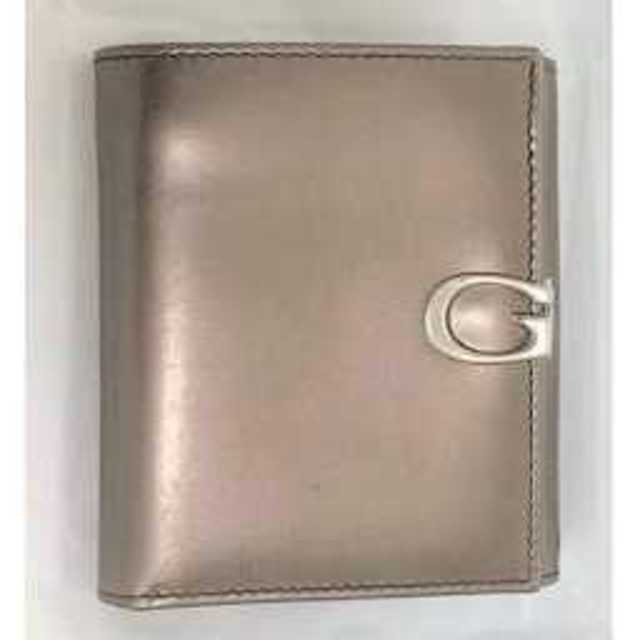 Gucci - 【GUCCI】 グッチ  オールドグッチ 折財布 二つ折り メンズ  シルバーの通販 by ショップ かみや|グッチならラクマ