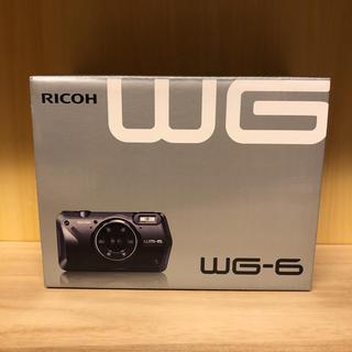 リコー(RICOH)のRICOH WG-6 リコー デジタルカメラ デジカメ(コンパクトデジタルカメラ)