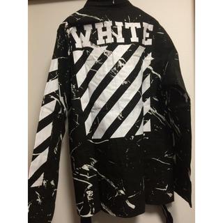 オフホワイト(OFF-WHITE)のoff-white ジャケット(ミリタリージャケット)