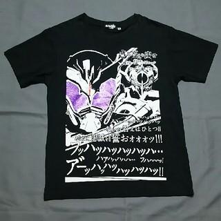 バンダイ(BANDAI)の平成 仮面ライダー ビルド 大人 メンズ Tシャツ L(Tシャツ/カットソー(半袖/袖なし))