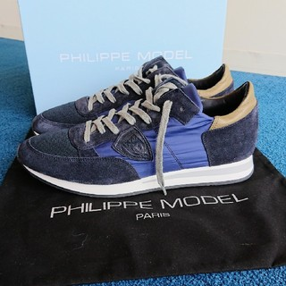 フィリップモデル(PHILIPPE MODEL)の【新品】 フィリップモデル(スニーカー)