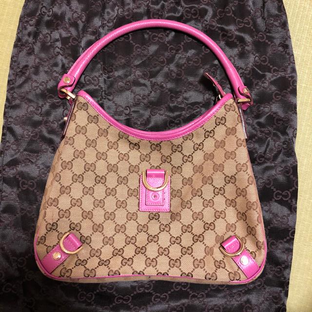 ダコタ バッグ 偽物わかる 、 Gucci - GUCCI バッグ ショルダーバッグの通販 by ♡yum♡|グッチならラクマ