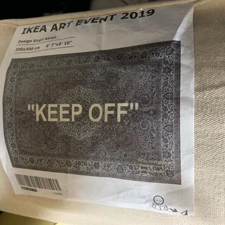 IKEA - IKEA ヴァージル アブロー キープオフマット