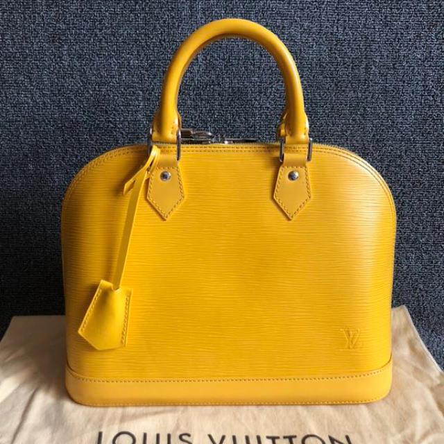 ジミーチュウ バッグ 激安楽天 / LOUIS VUITTON - 美品,ルイヴィトンalma ハンドバッグMM の通販 by ルイヴィトンが大好き|ルイヴィトンならラクマ