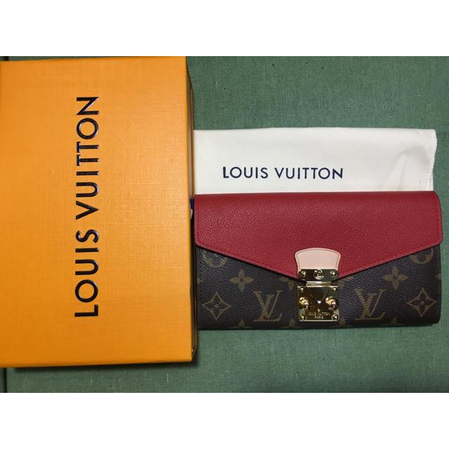 エルメスベルト サイズ - LOUIS VUITTON -  Louis Vuitton新品 ポルトフォイユパラスの通販 by Mizuki's shop|ルイヴィトンならラクマ