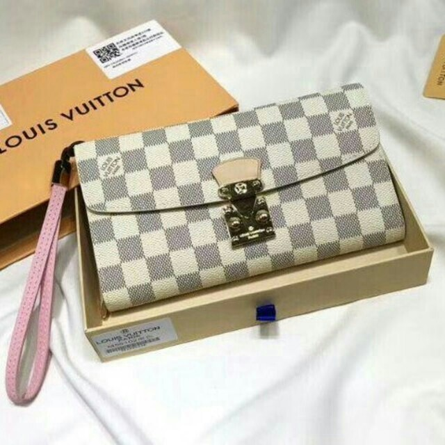 LOUIS VUITTON - LOUIS VUITTON ルイヴィトン 長財布 ダミエの通販 by ユリコ's shop|ルイヴィトンならラクマ