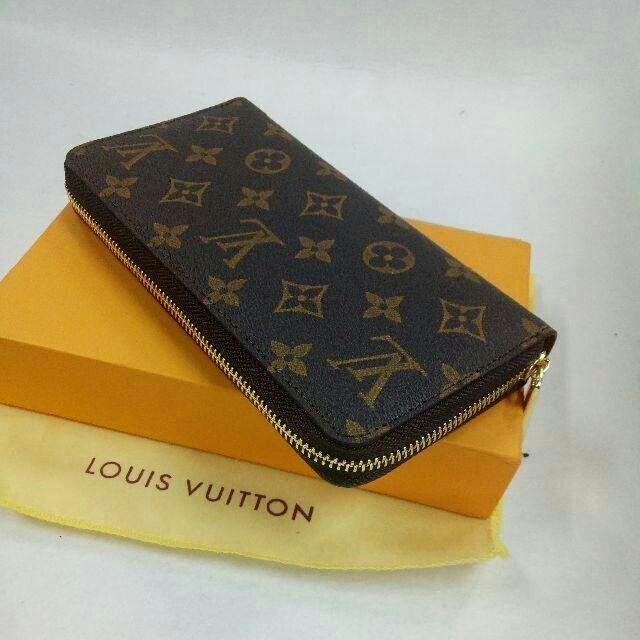 LOUIS VUITTON - LOUIS VUITTON ルイヴィトン 長財布 モノグラム 在庫あり 即購OKの通販 by ユリコ's shop|ルイヴィトンならラクマ