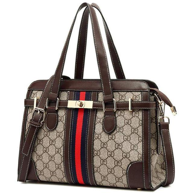 Gucci - GUCCI トートバッグの通販 by ブルーダック's shop|グッチならラクマ