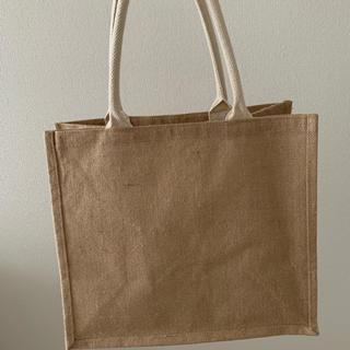 ムジルシリョウヒン(MUJI (無印良品))の無印 ジュート バッグ(エコバッグ)