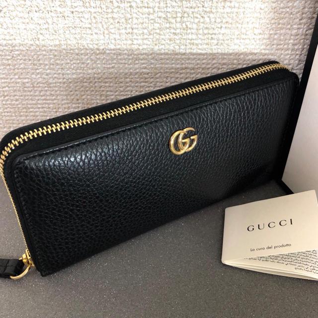 Gucci - グッチ財布、グッチ長財布、GUCCI長財布、gucci長財布、グッチ ラウンドの通販 by Free/早い者勝ち|グッチならラクマ