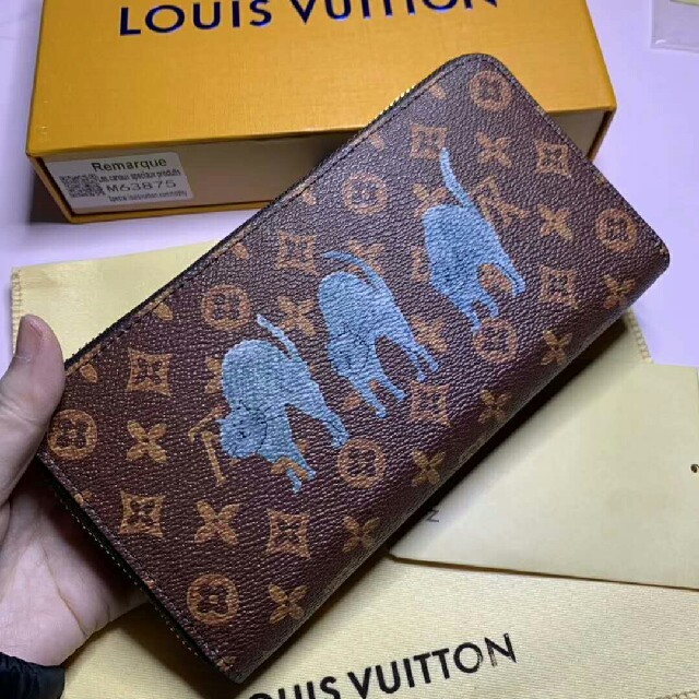 LOUIS VUITTON - LV 超美品 長財布の通販 by カリナ's shop|ルイヴィトンならラクマ
