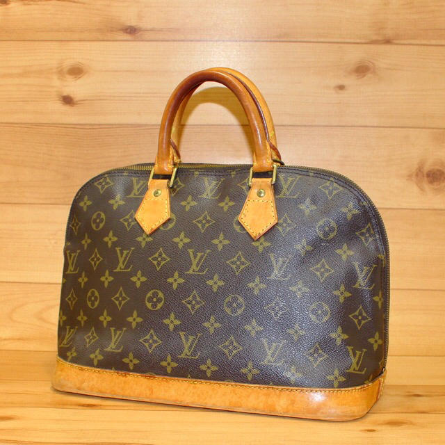 LOUIS VUITTON - 正規品【良品】LOUIS VUITTON アルマ ハンドバッグの通販 by 【即日発送】|ルイヴィトンならラクマ