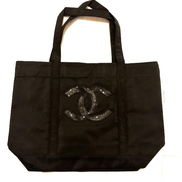 CHANEL - 新品CHANEL シャネル コスメライン ノベルティートートバッグ の通販 by popo's shop|シャネルならラクマ