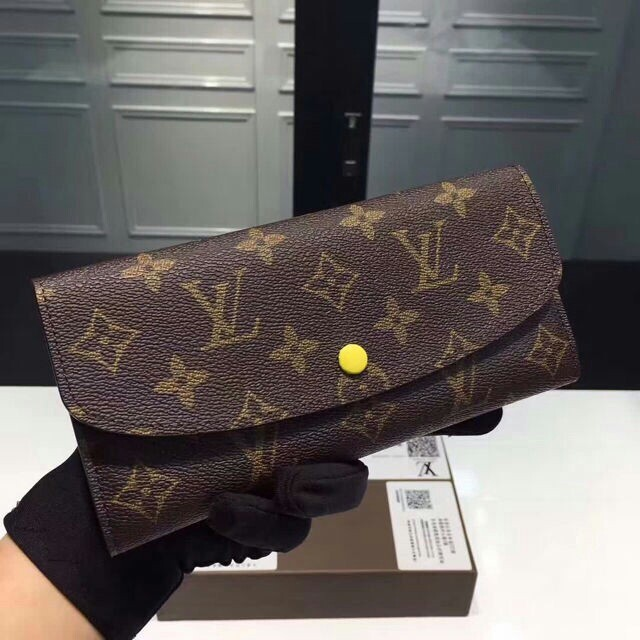 LOUIS VUITTON - 新品 L.V 長財布の通販 by マネフ's shop|ルイヴィトンならラクマ