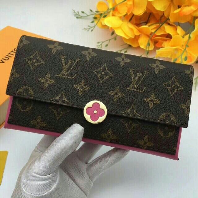 LOUIS VUITTON - 超人気! Louis Vuitton メンズ レディース適用 長財布の通販 by マネフ's shop|ルイヴィトンならラクマ