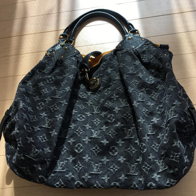 wired 時計 偽物 sk2 - LOUIS VUITTON - ルイヴィトンモノグラムデニムショルダーバッグXLの通販 by yoshiki1's shop|ルイヴィトンならラクマ
